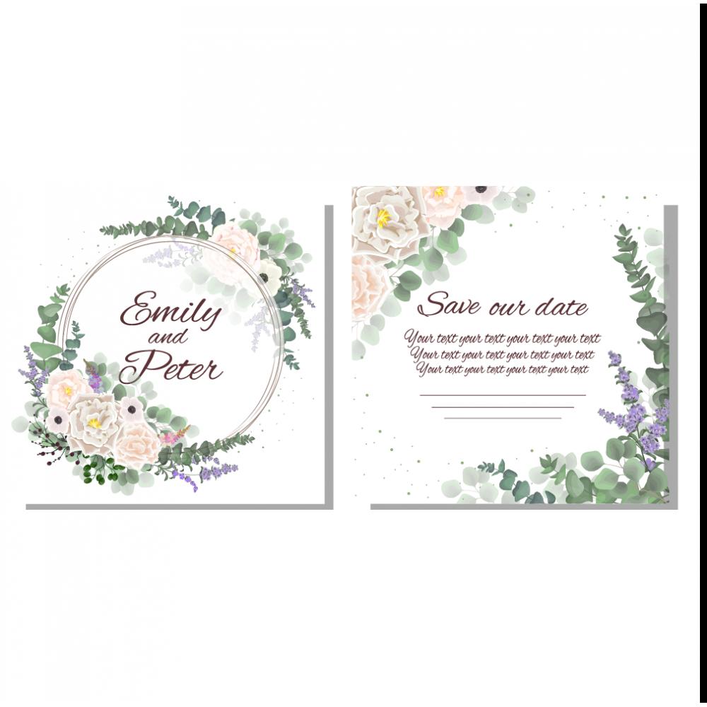 Пригласительные и открытки